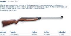Rifle de aire modelo 06