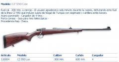 Rifle de aire modelo 01