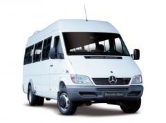Minibus 19 1 Sprinter