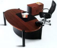 Amoblamiento gerencial - salas de reunión