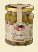 Gourmet - Aceitunas con Almendras
