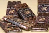 Tabletas de chocolate Puro