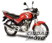 Motocicleta Ybr 125e Cuotas
