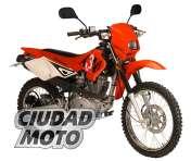Motocicleta Xplora 250 Cuotas