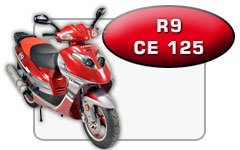 Scooter  R9 CE 125