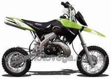 Motocicleta KX 50 Cross
