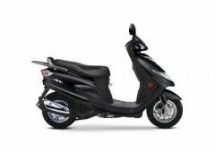 Scooter  SUZUKI AN 125 HK