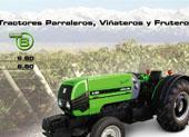 Tractores Fruteros y Parraleros AGCO Allis