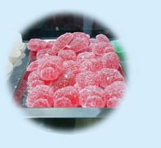 Bombones de Fruta