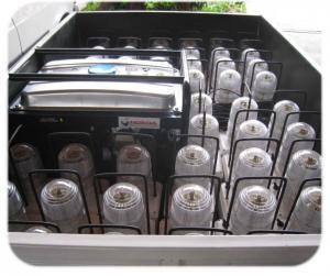 Compro Contenedor para la ubicación de hasta 60 balizas y grupo electrógeno.