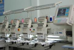 Máquina de coser modelo FML/S-TG904C-450