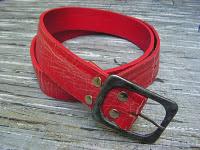 Cinturón de dama