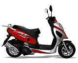 Scooter QM 125 T 10D Super