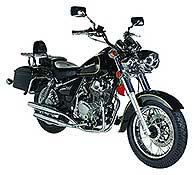 Motocicleta  Motomel Custom 200