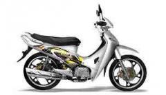 Motocicleta  Gilera FX 125