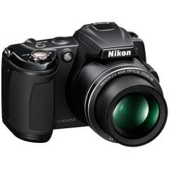 Cámara Digital Nikon Coolpix L120 14MP Zoom 21X