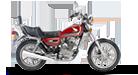 Motocicleta Chopera SDH 125 V-Men