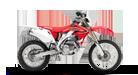 Motocicleta  CRF 450X