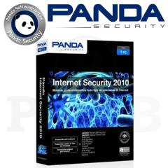 Panda Internet Security 2010 1 Licencia Win 7