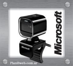 7PD-00002 Web Cam HD-6000 Microsoft LifeCam 720P