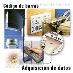 Equipos de adquisición de datos - código de barras