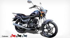 Motos Choperas - Alpina 125