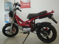 Motocicleta  Z-Cap 125