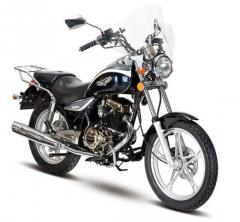 Motocicleta Chopera Eagle 125
