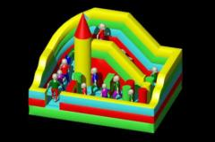 Sports complexes for children