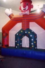 Payaso Inflable