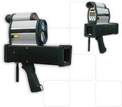 Pistola para Autenticación fotográfica y Registro