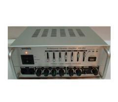 Amplificador Amwod Aw20 200w 2 Canales Karaoke Fm