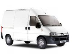 Automovil Peugeot BOXER