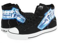 Zapatos con estampado urbano