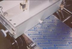 Impresora Flexografica de Foil De Aluminio -
