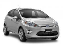 Automovil Nuevo Ford Fiesta