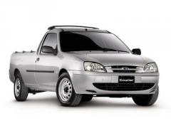 Automovil Ford Courier