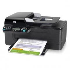 HP Officejet 4500 Multifunción Fax Red