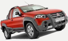 Automovil Fiat Strada Adventure Locker