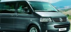Automovil Volkswagen Multivan