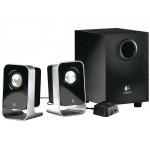 Sistema de parlantes 2.1 para PC Logitech LS21