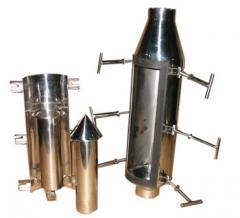 Separador Magnético CMTU para Caída Libre