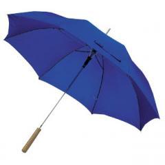 Paraguas de color azul