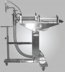 Dosificadora para liquidos baja viscocidad.