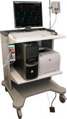 Polígrafo para estudios electrofisiológicos y