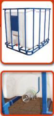 Compro Contenedor Ecolast para transportar y almacenar productos quimicos, petroquimicos y alimenticios