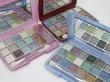 Set sombras con espejo x 18 colores