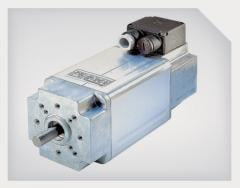 Servomotors (brushless electric motors)