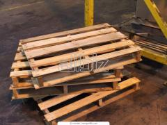 Compro Madera para trincado de contenedores