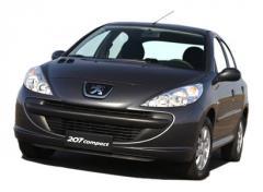 Automóvil Peugeot 207 Compact
